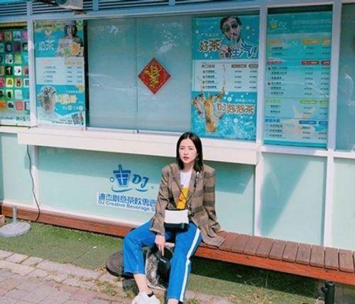 Chi Pu du lịch Đài Loan ngắm pháo hoa cùng bạn trai Hàn Quốc? - Ảnh 2