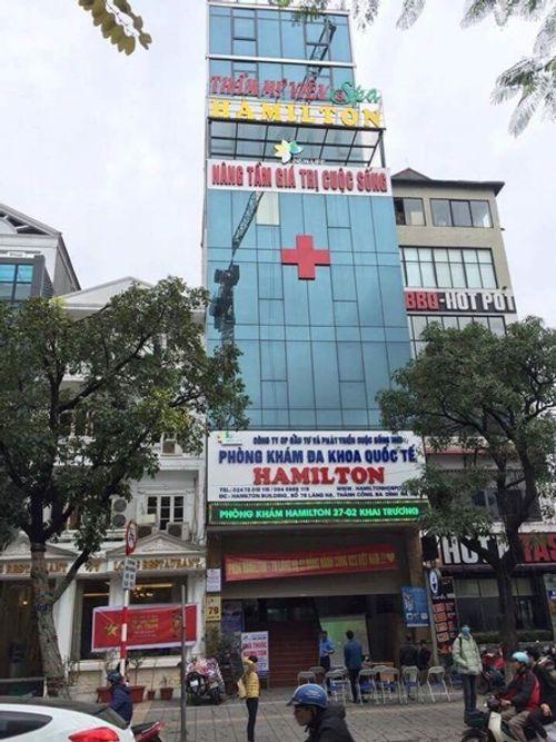 Hà Nội: Thêm một phòng khám đa khoa quốc tế hiện đại - Ảnh 1