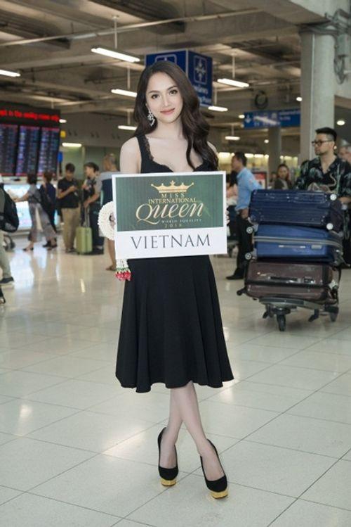 Hương Giang Idol thể hiện ra sao tại Hoa hậu Chuyển giới Quốc tế những ngày đầu? - Ảnh 1