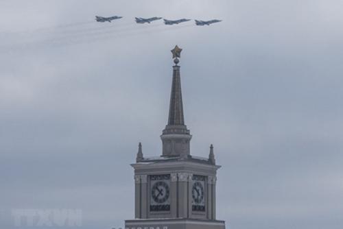 Nga kỷ niệm 75 năm chiến thắng lịch sử Stalingrad - Ảnh 5