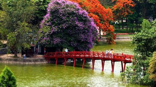 Dự báo thời tiết ngày 1/3: Miền Bắc nắng ấm, Nam Bộ cảnh báo mưa dông - Ảnh 1