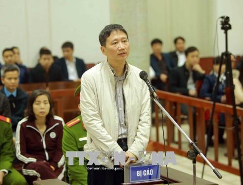 Bị cáoTrịnh Xuân Thanh lại kháng cáo kêu oan - Ảnh 1