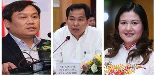 Thủ tướng bổ nhiệm 3 Thứ trưởng - Ảnh 1