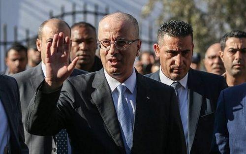 Palestine: Nổ gần đoàn xe chở Thủ tướng Hamdallah tại Gaza - Ảnh 1