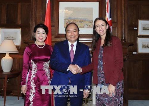 Thủ tướng Nguyễn Xuân Phúc hội đàm với Thủ tướng New Zealand - Ảnh 2
