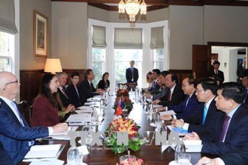 Thủ tướng Nguyễn Xuân Phúc hội đàm với Thủ tướng New Zealand - Ảnh 3