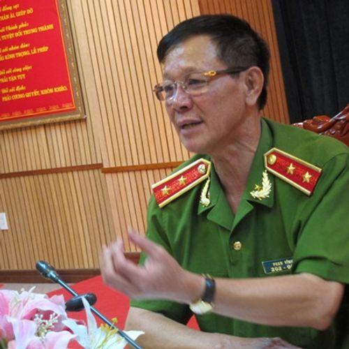 Trung tướng Phan Văn Vĩnh nói gì sau vụ bắt ông Nguyễn Thanh Hóa? - Ảnh 1
