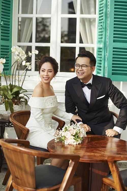 """Ngắm bộ ảnh cưới của MC """"Chúng tôi là chiến sĩ"""" trong ngày Valentine Trắng - Ảnh 6"""