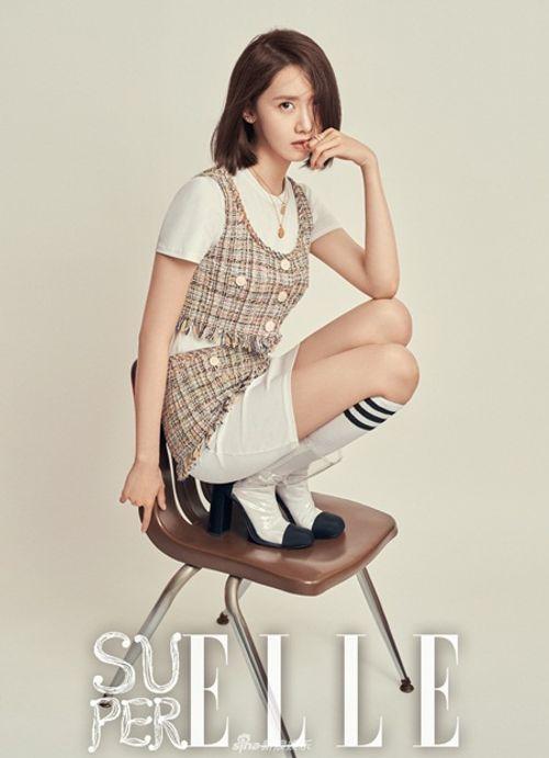 """Diện đồ """"kỳ quặc"""" mà vẫn đẹp đến như vậy, quả thực là Yoona! - Ảnh 6"""
