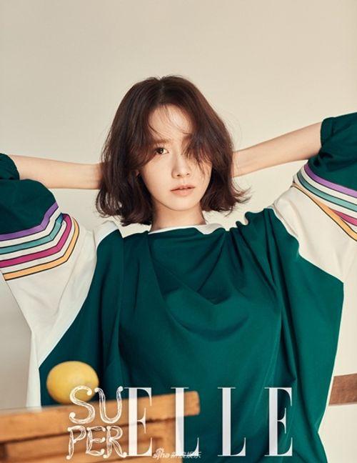 """Diện đồ """"kỳ quặc"""" mà vẫn đẹp đến như vậy, quả thực là Yoona! - Ảnh 2"""