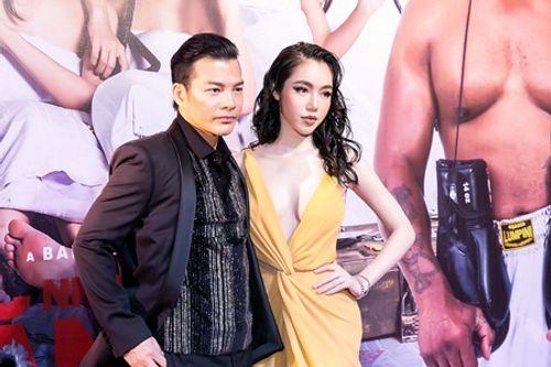 """Elly Trần gợi cảm """"nghẹt thở"""" sánh đôi Trần Bảo Sơn - Ảnh 4"""