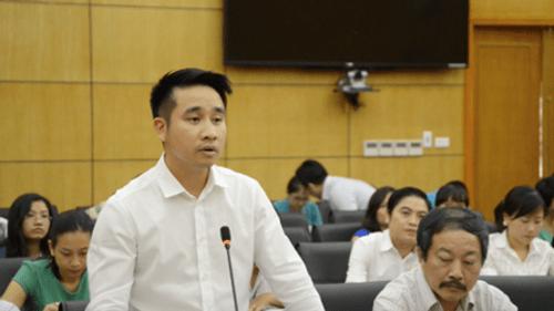 Văn phòng 389 Quốc gia phản hồi việc bổ nhiệm ông Vũ Hùng Sơn - Ảnh 1