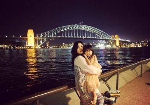 Biểu cảm đặc biệt của Diva Thanh Lam chỉ có khi ở bên cháu ngoại - Ảnh 7