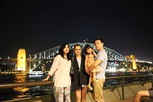 Biểu cảm đặc biệt của Diva Thanh Lam chỉ có khi ở bên cháu ngoại - Ảnh 4
