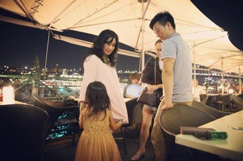 Biểu cảm đặc biệt của Diva Thanh Lam chỉ có khi ở bên cháu ngoại - Ảnh 5