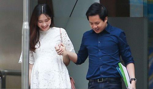 Hoa hậu Đặng Thu Thảo đã hạ sinh con đầu lòng với ông xã doanh nhân - Ảnh 1