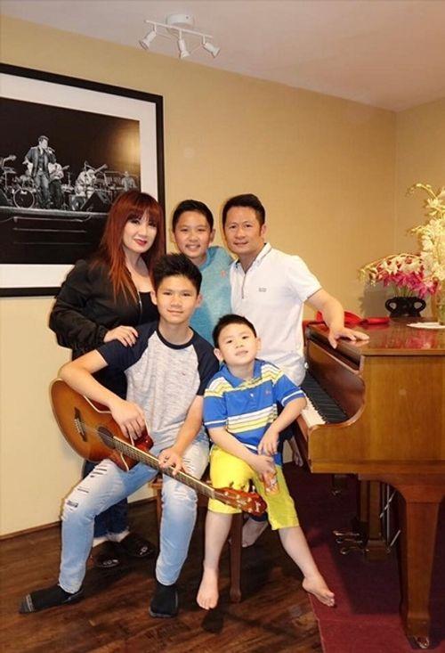 Trizzie Phương Trinh hỏi các con về chuyện tái hợp Bằng Kiều và nhận đáp án bất ngờ - Ảnh 1