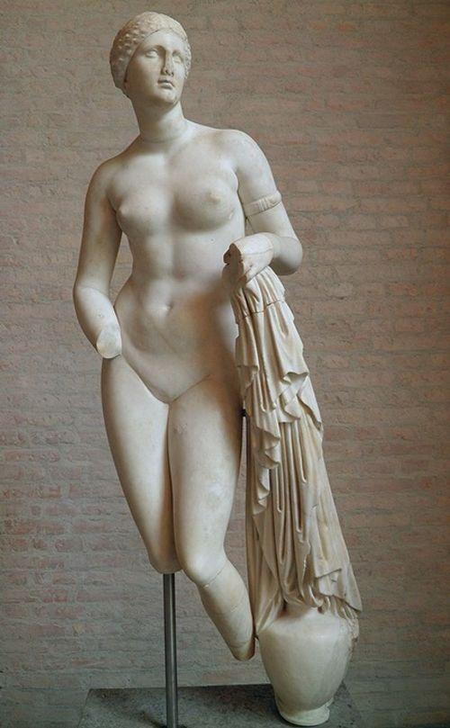 Ngắm nhìn những bức tượng khỏa thân nổi tiếng trên thế giới - Ảnh 3