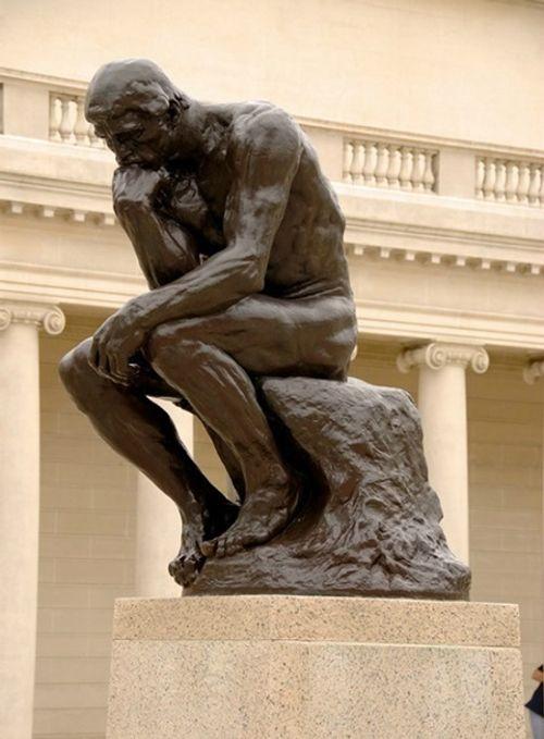 Ngắm nhìn những bức tượng khỏa thân nổi tiếng trên thế giới - Ảnh 5