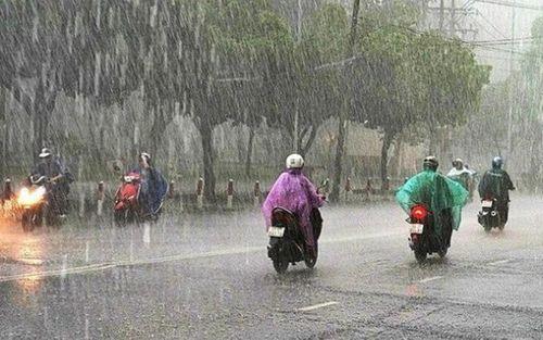 Dự báo thời tiết ngày 1/4: Nam Bộ mưa dông, miền Bắc đề phòng mưa đá - Ảnh 1