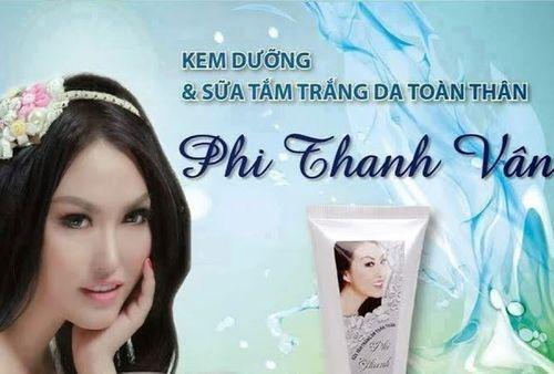 Tiếp tục thu hồi 2 loại mỹ phẩm không đạt chất lượng của công ty Phi Thanh Vân - Ảnh 1