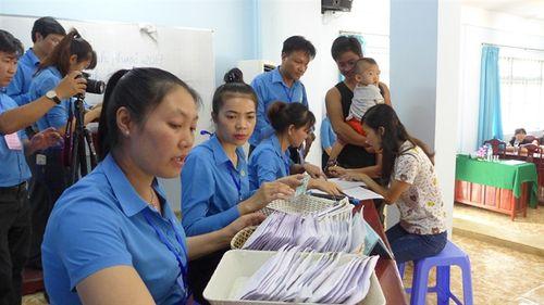 Vụ chủ doanh nghiệp ở Bình Phước bỏ trốn: Công nhân đã nhận đủ tiền lương - Ảnh 1