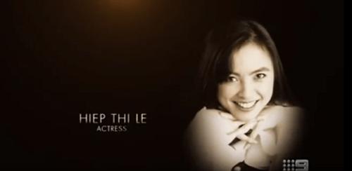 Clip: Oscar 2018 vinh danh nữ diễn viên gốc Việt Lê Thị Hiệp - Ảnh 1