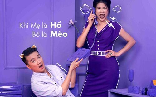 """Clip: Mr Đàm - Trang Trần thành đôi, Hoài Lâm """"mếu máo"""" vì bị lột đồ - Ảnh 4"""