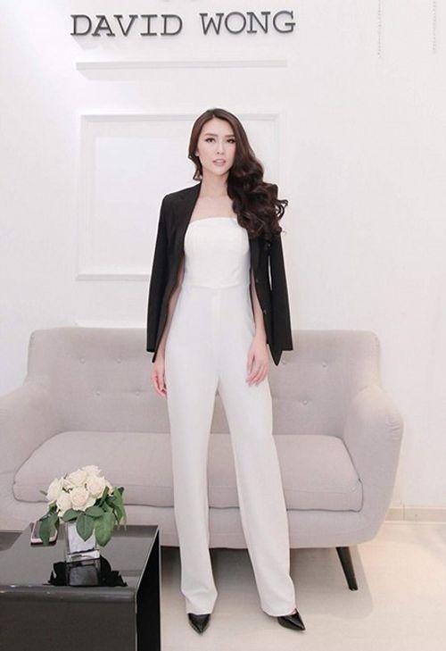 """Kỳ Duyên và dàn mỹ nhân Việt """"đọ sắc"""" với style menswear - Ảnh 6"""
