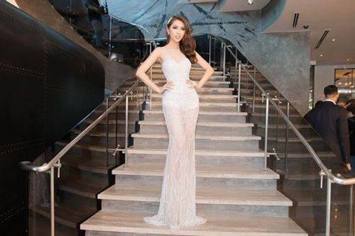 Tường Linh tiết lộ là fan của Hoa hậu Hoàn vũ 2015 Pia Wurtzbach - Ảnh 1