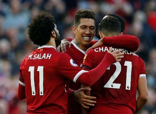 Liverpool tiếp mạch chiến thắng, Salah chạm mốc 30 bàn ở Ngoại hạng Anh - Ảnh 2