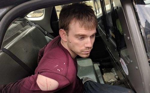 Bắt giữ nghi phạm khỏa thân xả súng khiến 4 người thiệt mạng ở Mỹ - Ảnh 1