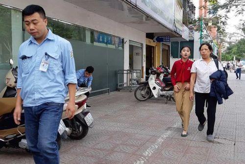 Hà Nội: Điều tra vụ bảo vệ tử vong sau khi giằng co với dân phòng - Ảnh 1