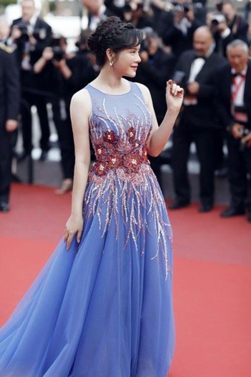 Điểm lại những lần xuất hiện ấn tượng nhất của Lý Nhã Kỳ tại LHP Cannes - Ảnh 8