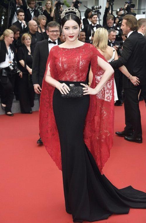 Điểm lại những lần xuất hiện ấn tượng nhất của Lý Nhã Kỳ tại LHP Cannes - Ảnh 2