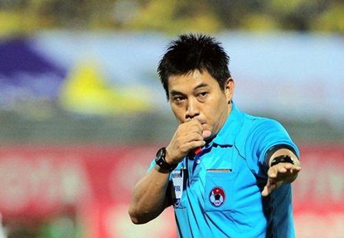 Ai là trọng tài bắt chính trận Hà Nội vs HAGL trên sân Hàng Đẫy ngày 15/5? - Ảnh 1