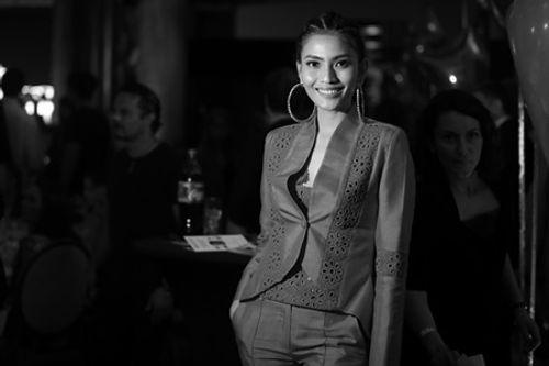 Trương Thị May diện phong cách thời trang ấn tượng, hội ngộ dàn sao quốc tế - Ảnh 3