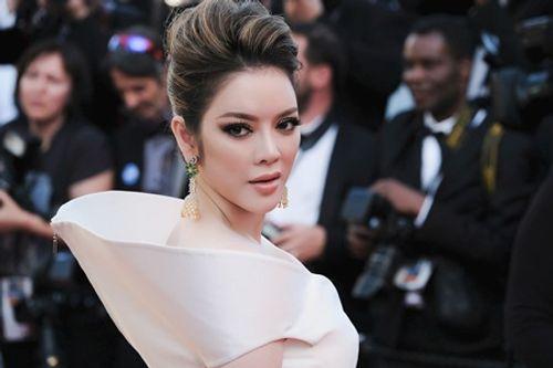 Điểm lại những khoảnh khắc thời trang ấn tượng của Lý Nhã Kỳ tại Cannes 2018 - Ảnh 10
