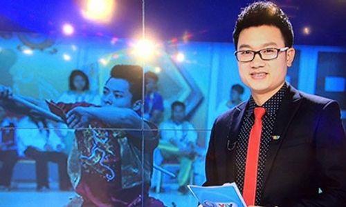 VTV tạm thời để BTV Minh Tiệp dừng lên sóng - Ảnh 1
