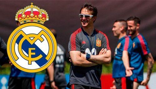 Real Madrid bổ nhiệm HLV Tây Ban Nha thay thế Zidane ngay trước World Cup 2018 - Ảnh 1