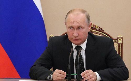 Ông Putin sa thải loạt quan chức cấp cao ngay trước khai mạc World Cup 2018 - Ảnh 1
