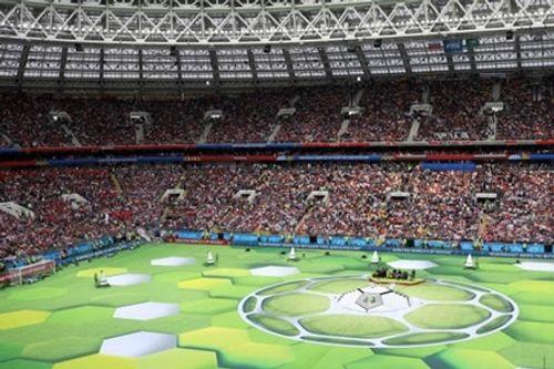 Lễ khai mạc World Cup 2018: Giải bóng đá lớn nhất hành tinh chính thức bắt đầu - Ảnh 9