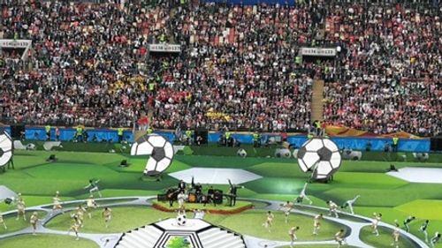 Lễ khai mạc World Cup 2018: Giải bóng đá lớn nhất hành tinh chính thức bắt đầu - Ảnh 10