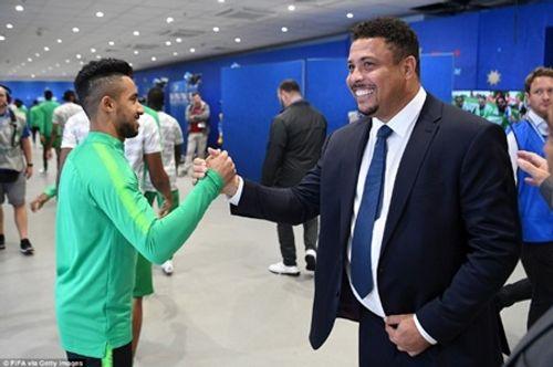 Lễ khai mạc World Cup 2018: Giải bóng đá lớn nhất hành tinh chính thức bắt đầu - Ảnh 6