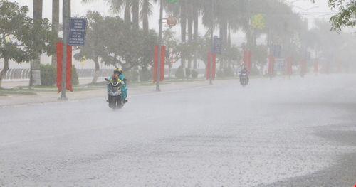 Dự báo thời tiết ngày 26/6: Cảnh báo mưa lớn khu vực Bắc Bộ - Ảnh 1