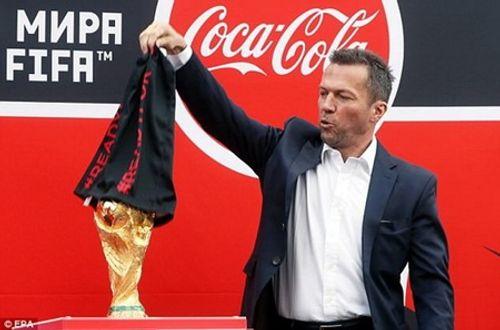 World Cup 2018: Cúp vàng thế giới đã đến Nga