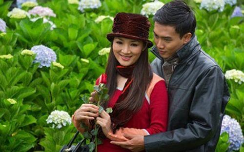 Nhan sắc không tuổi và cuộc sống giàu sang của Hoa hậu đền Hùng Giáng My - Ảnh 4