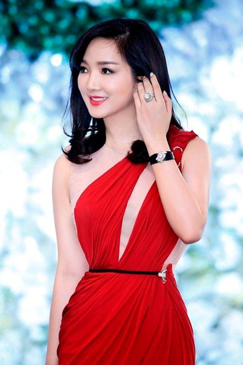 Nhan sắc không tuổi và cuộc sống giàu sang của Hoa hậu đền Hùng Giáng My - Ảnh 10