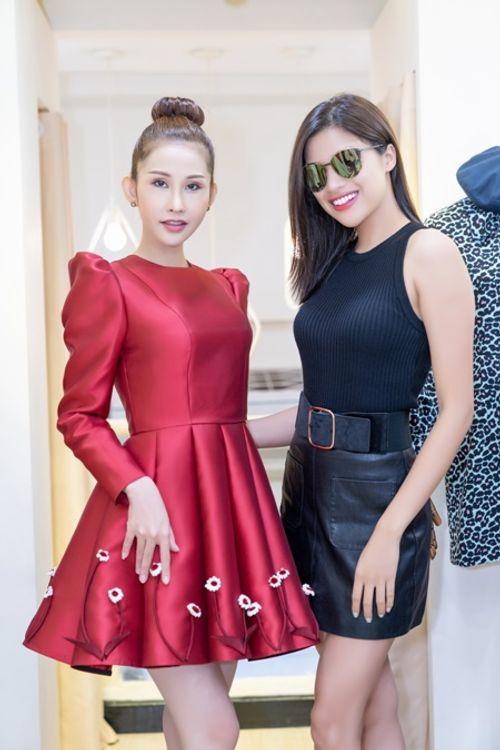 """Nguyễn Thị Thành """"mách nước"""" cho Chi Nguyễn trước ngày thi Miss Asia World - Ảnh 3"""