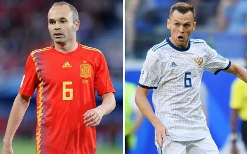 Lịch thi đấu World Cup 2018 ngày 1/7/2018 - Ảnh 1